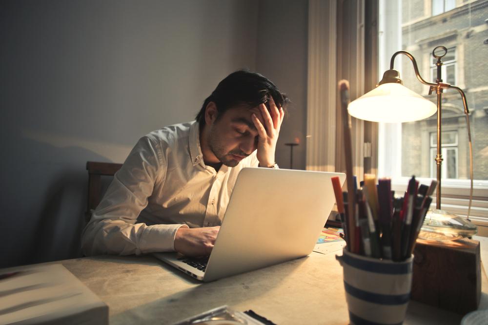 Эмоциональное выгорание существенно вредит продуктивной работе