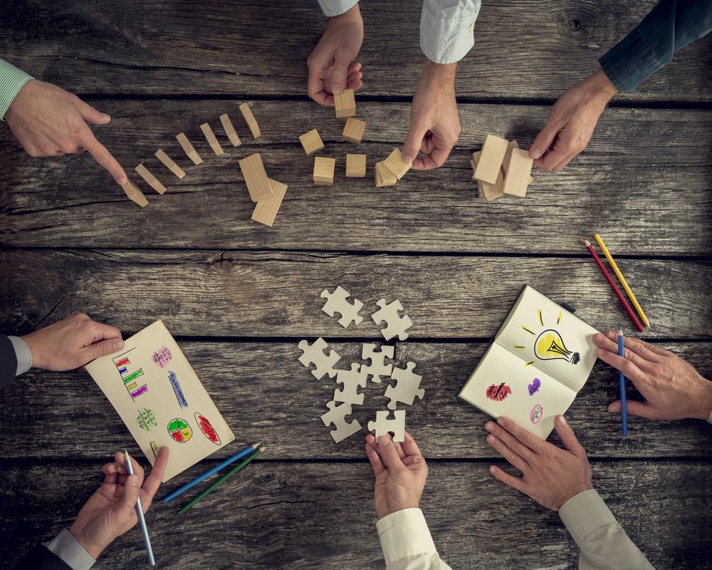 Чтобы собрать команду мечты, нужно действовать креативно и уверенно